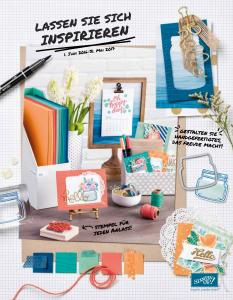 Stampin Up Katalog 2016 2017