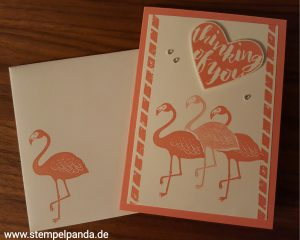 Stampin up incolor 2016 2018 pop of paradise