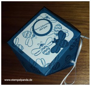 Stampin up diamantbox wortspielereien