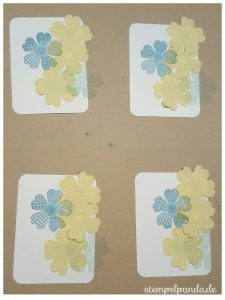stampin up stempelpanda maskentechnik masking technique blog hop