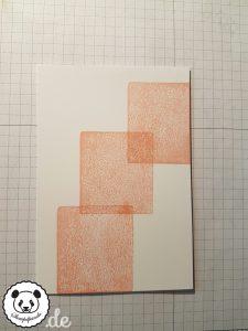 Stampin Up, SU, Stempelpanda, Acrylblocktechnik